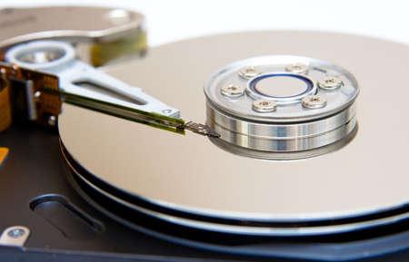 Internals of a harddisk HDD