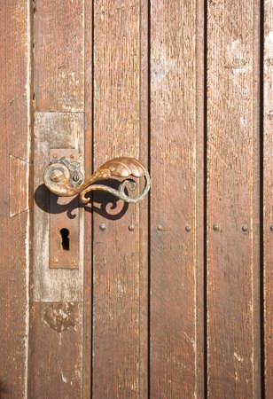 church door Stock Photo - 2545873