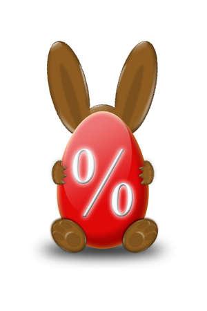 Easter bunny Stock Photo - 2715399