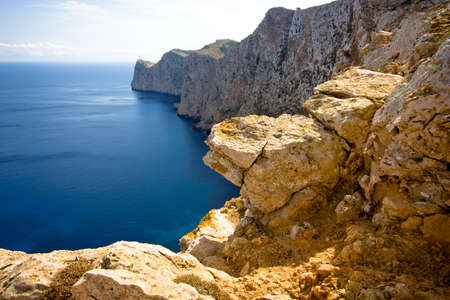 mediterraneo: cap on Majorca