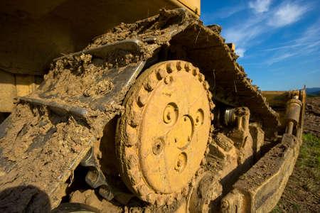 bulldozer Banco de Imagens - 2784196