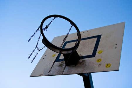 basketball net photo