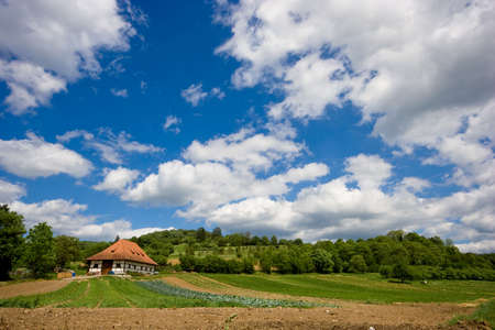 dream countryside Stock Photo - 2825119