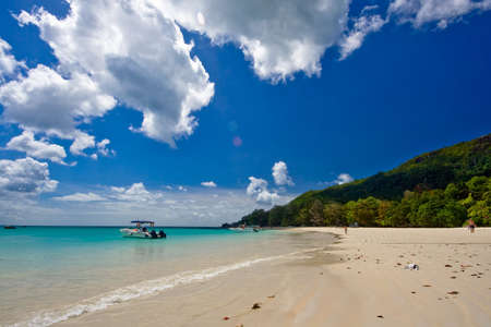 dream beach Stock Photo - 2860814