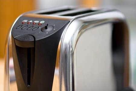 modern toaster Stock Photo - 2860816
