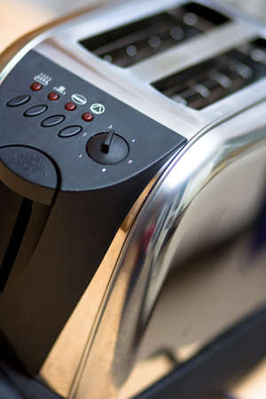 modern toaster Stock Photo - 2860813
