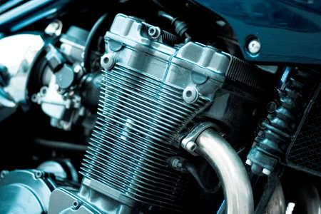 hidrogeno: potencia del motor  Foto de archivo
