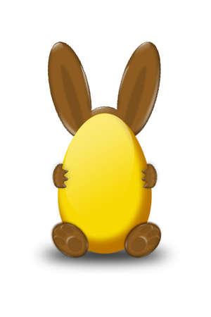Easter bunny Stock Photo - 4554057