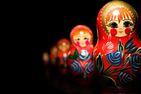 mu�ecas rusas: Ruso nacional BABUSHKA matroschka