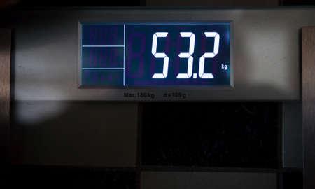 digital new metalic weighing machine