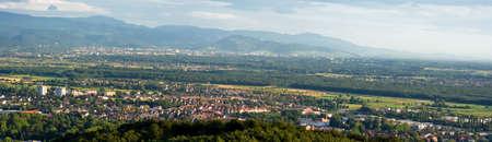 freiburg: Black forrest at Germany nearly Freiburg