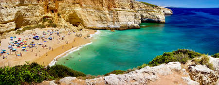 Algarve is a part of Portugal Banco de Imagens - 5357099