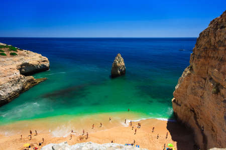 verry: Algarve, part of Portugal, travel target, verry nice Stock Photo