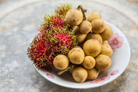 Fruit Thailand  Rambutan photo