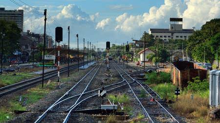 the railroad: Ferrocarril
