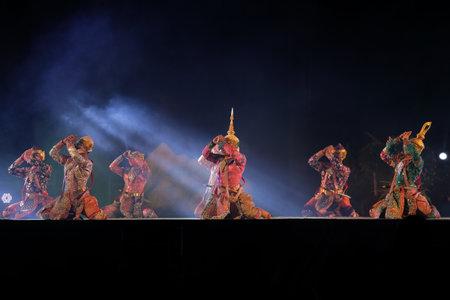 pantomime: actuaciones de pantomima en Tailandia