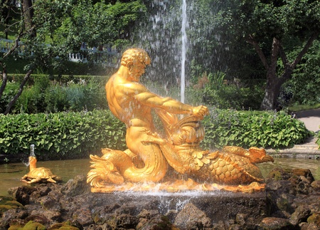 Sculptural composition Stock Photo - 13206036