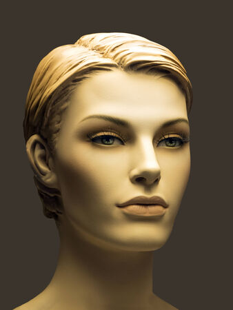 mannequin: poup�e mannequin