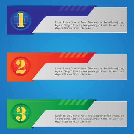 A Decorative Mecha Banner for Infographic