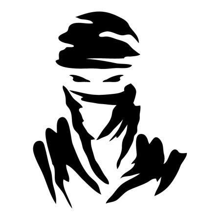 Ninja Pictogram Logo