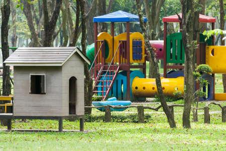 shady: playground in shady park.