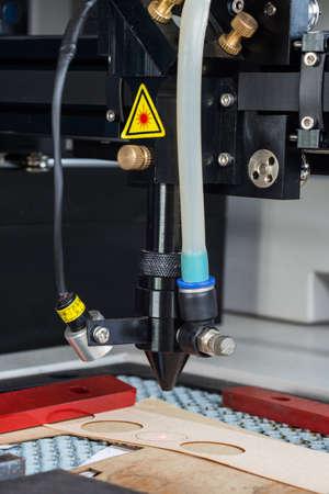 corte laser: M�quina de corte l�ser.