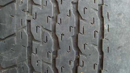 tire tracks: tire texture . tire wear patterns guide image