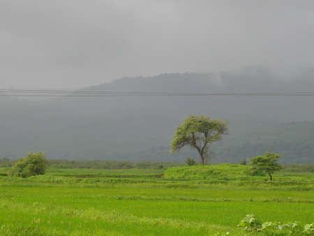 wheather: cloudy wheather Stock Photo
