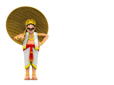 The legend of King Mahabali is the most popular and the most fascinating of all legends behind Onam. Onam celebrates the visit of King Mahabali to the state of Kerala every year.