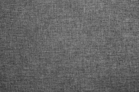 Canvas fabric texture background, Linen macro background, Dark gray fabric Backdrop Banque d'images - 122393643