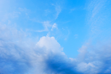 Sky and cloud, Abstract clound, Sky background Banque d'images - 122394029