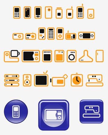 전기 장치의 구조적 단순 이미지