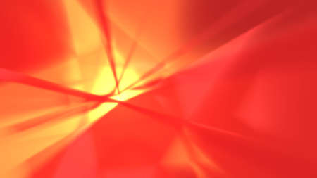 Red abstract background - sharp-cornered luminous shapes. Resolution of multiple HD. Фото со стока