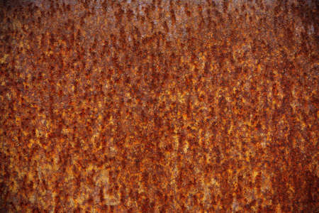 rusty background: Old dirty rusty grunge rough metallic surface texture background Stock Photo