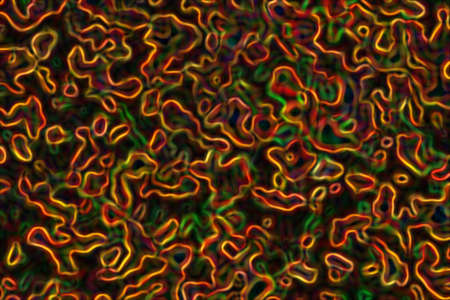 microbes: Beautiful artsy blurry colorful abstract stylized textured background wallpaper, elements, macro, microbes