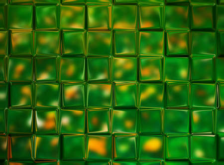 smeared: Beautiful colorful abstract stylized textured background, cubes, tiles, mosaic, card wallpaper with copyspace Stock Photo