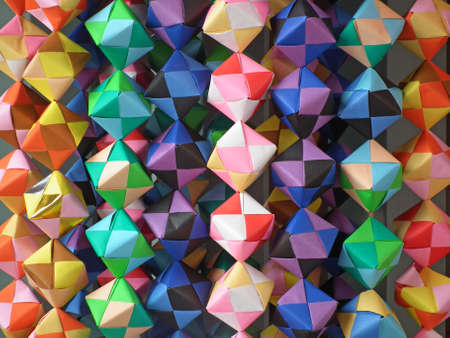 paper crafts of cube