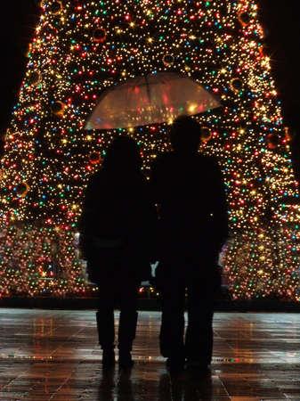 gigantic christmas tree