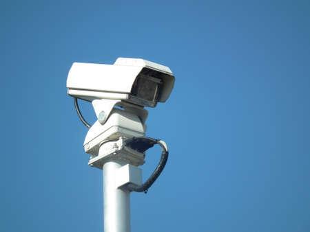 surveillance camera  Stock Photo - 14507968