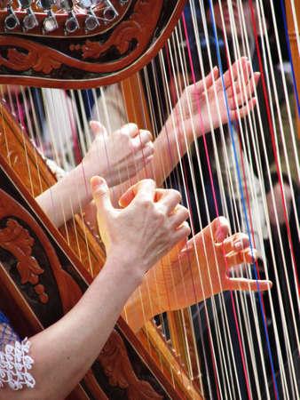 harp: Harpists Editorial