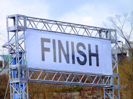 The goal of the marathon