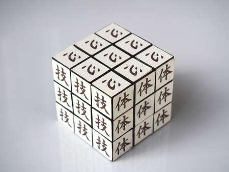 cube puzzle: Cube puzzle