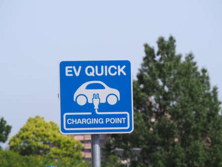 electric automobile: Electric vehicle charging