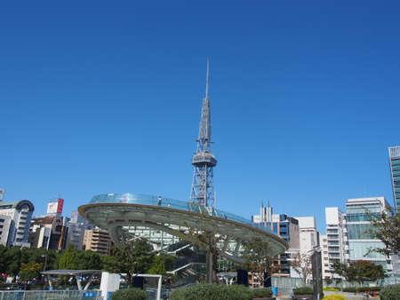 Japan Nagoya Central Stock Photo