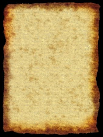 vellum: In the given photo the ancient clean sheet of the papyrus is submitted Stock Photo