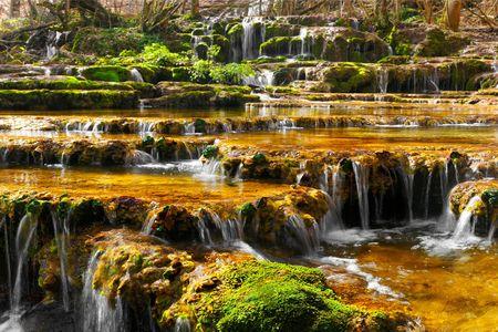 murmur: waterfalls