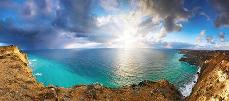 storm ocean Imagens - 2038646