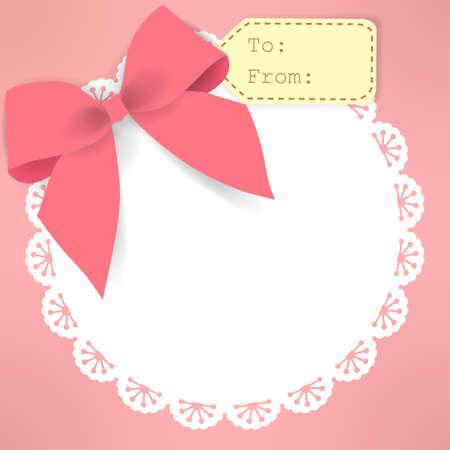 doilies: Caja Gifted lindo