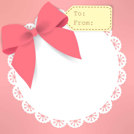 Cute Gifted Box Vector