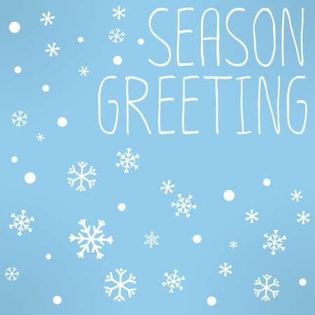 feel good: Merry Chrismas greeting card